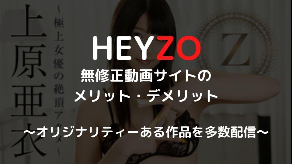 HEYZOの安全性や口コミ評判